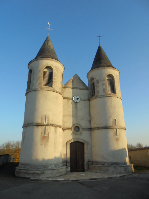 Bannay (18) - Eglise Saint-Julien