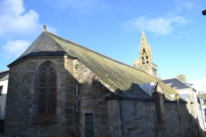 Douarnenez (29) - Chapelle Sainte-Hélène