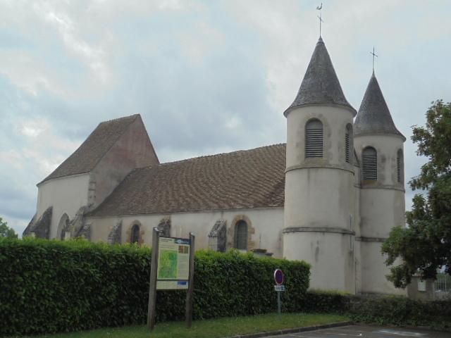 Bannay (18) - Eglise Saint-Julien