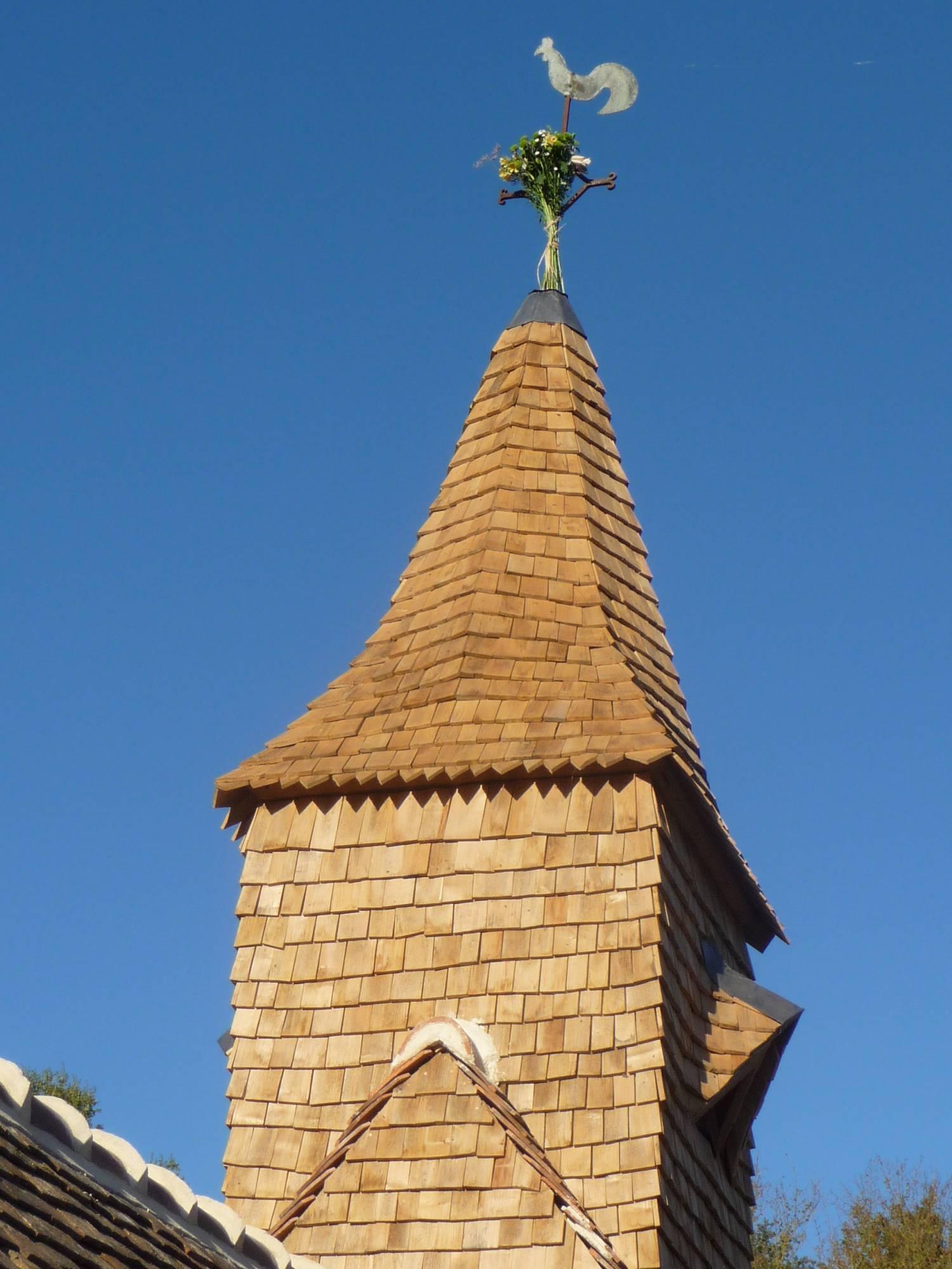 Saint-Geprges-de-la-Couée (72) Chapelle Saint-Fraimbault - Sauvegarde de l'Art Français