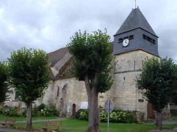 Baugy (60) - église Saint-Médard - La Sauvegarde de l'Art Français