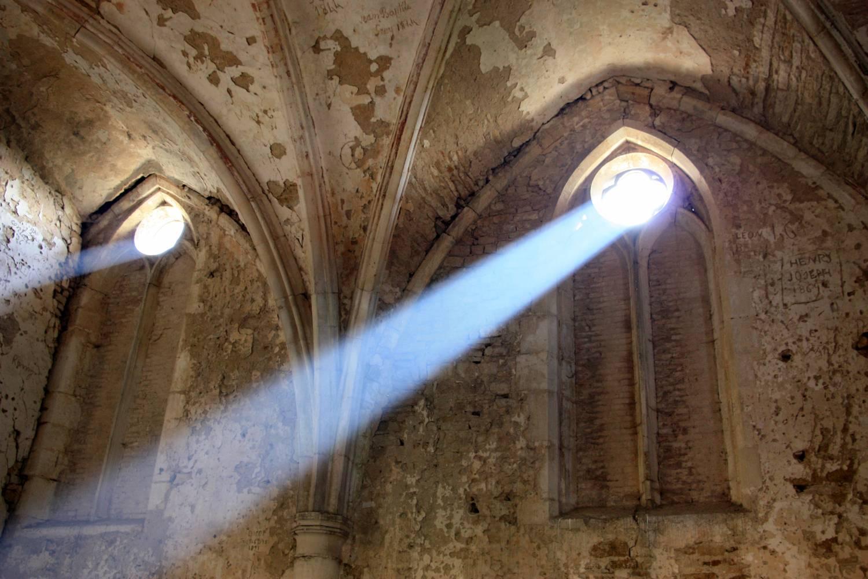 Toul (54) Chapelle templière de Libdeau - Sauvegarde de l'Art Français