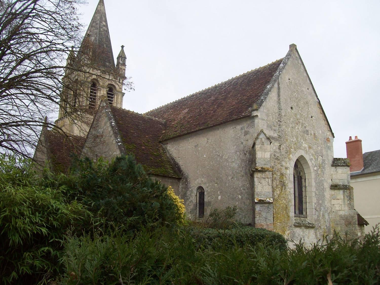 Le Subdray (18) - église Notre-Dame - La Sauvegarde de l'Art Français