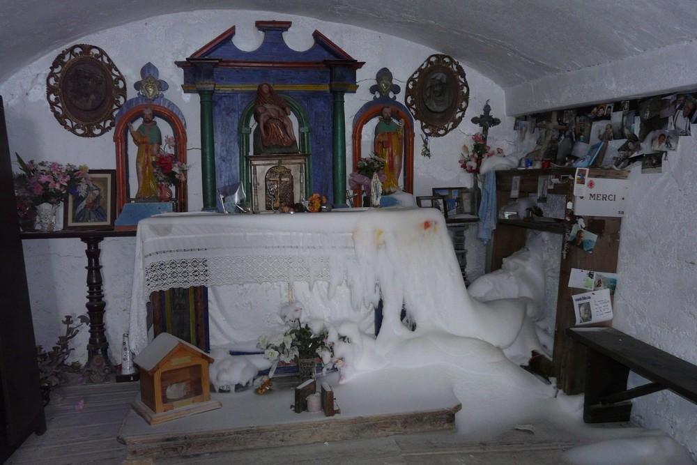 Névache (05) Chapelle du Mont-Thabor