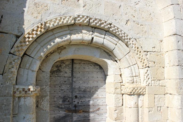 Frégimont (47) Eglise Sainte-Raffine de Gaujac - Sauvegarde de l'Art Français