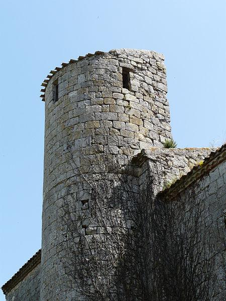Moncaut (47) Eglise Saint-Etienne de Fontarède - Sauvegarde de l'Art Français