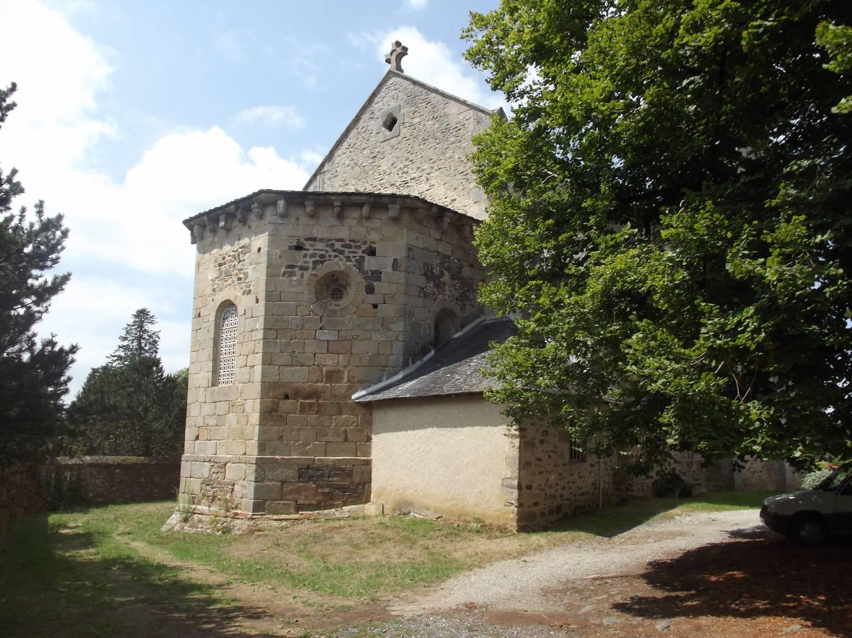 Seilhac (19) Eglise Notre-Dame SAF