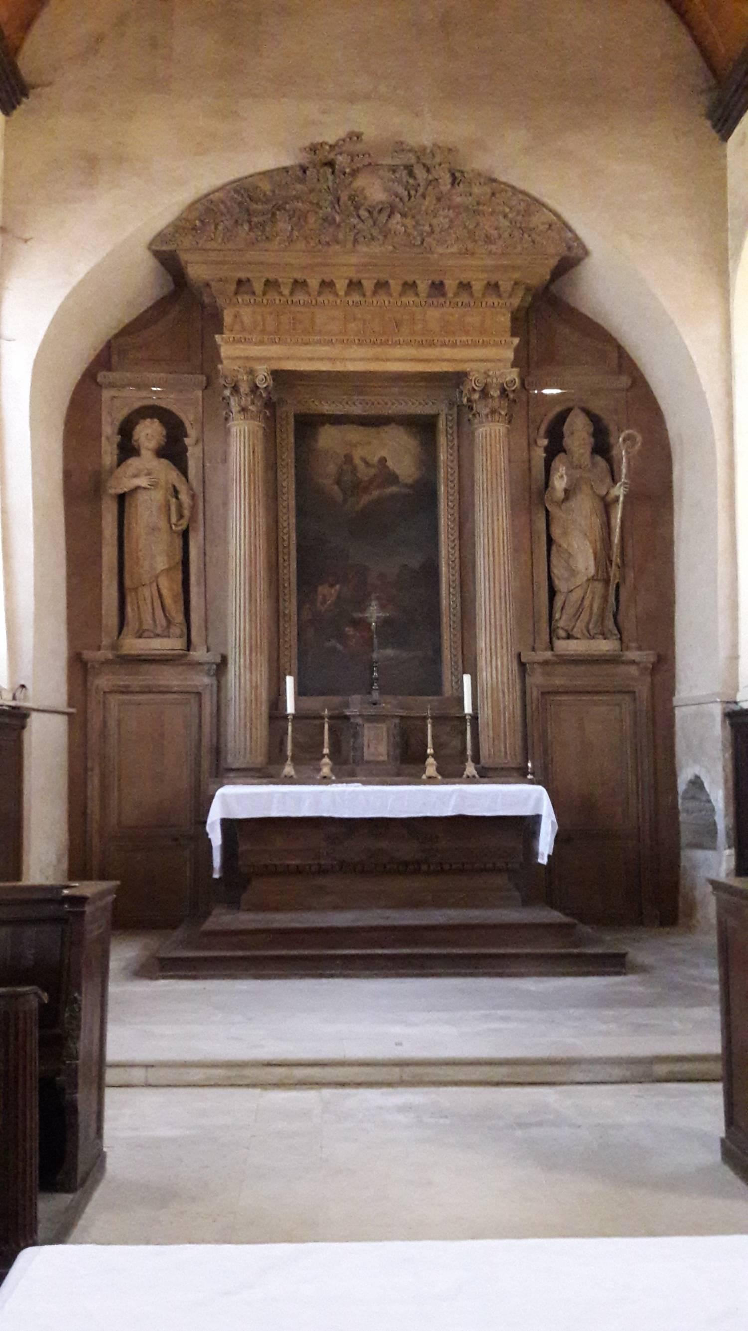Saint-Etienne-du-vauvray (27) Eglise Saint-Etienne