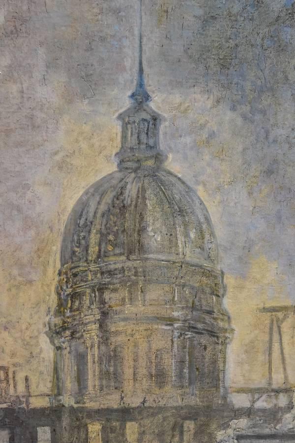 Paris (75) Etablissement de l'Hôtel des Invalides - Pierre Dulin