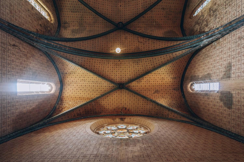 Panjas (32) Eglise Saint-Laurent - Sauvegarde de l'Art français