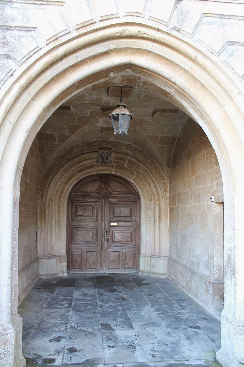 Valognes (50) Chapelle N-D-de-la-Protection - La Sauvegarde de l'Art Français
