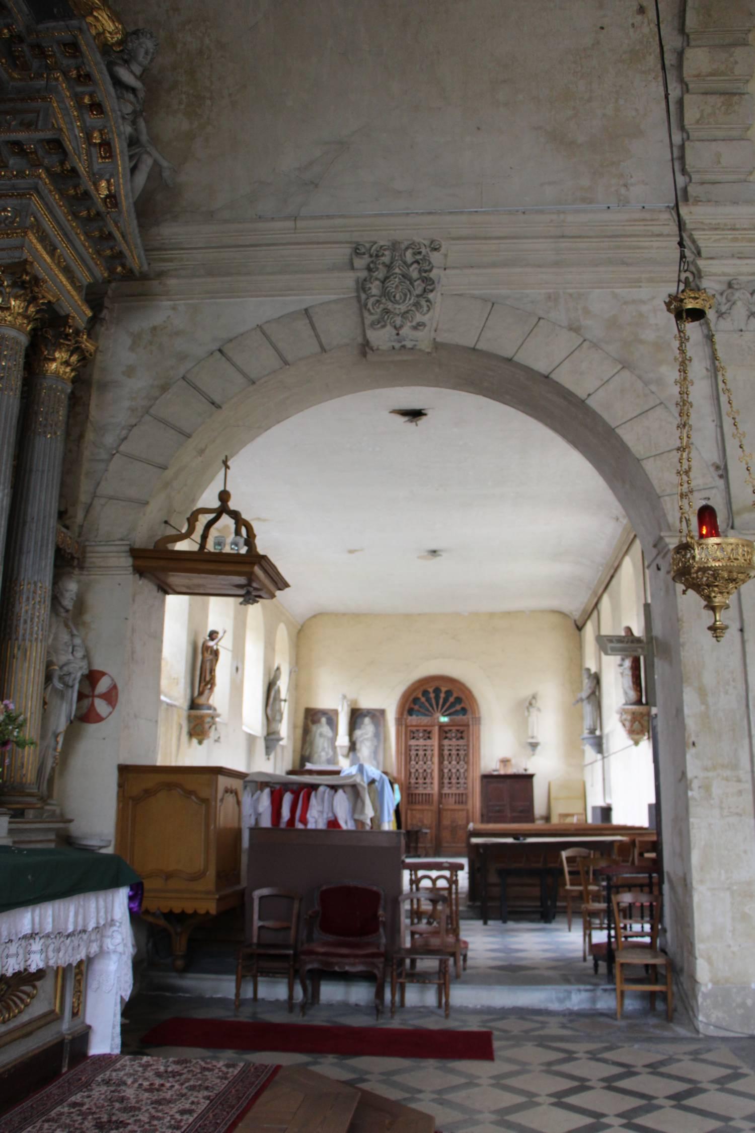 Valognes 50 Chapelle Notre Dame de la Protection SAF