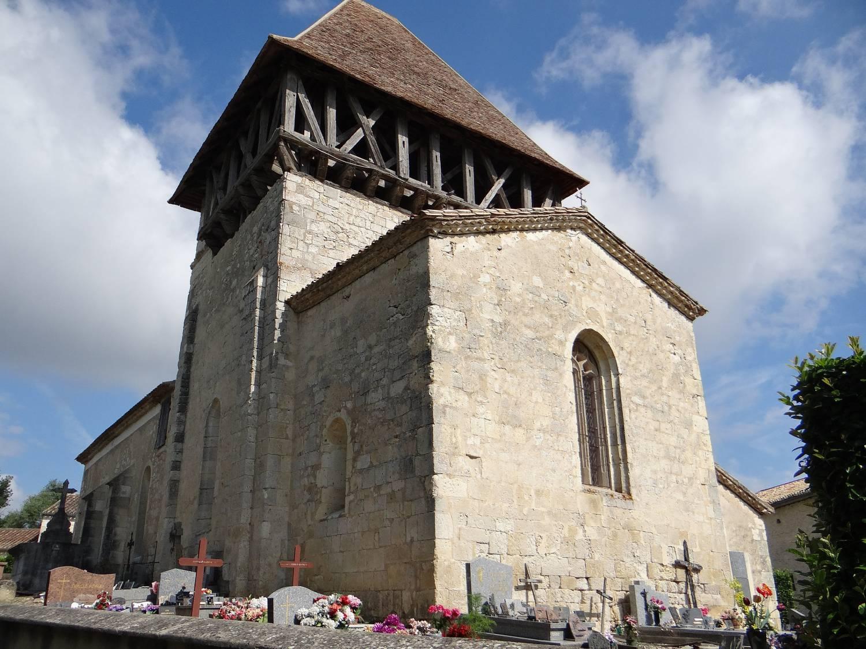 Bournel (47) église Sainte-Madeleine