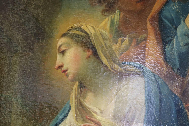 L'Adoration des Bergers (91) Sauvegarde de l'Art Français