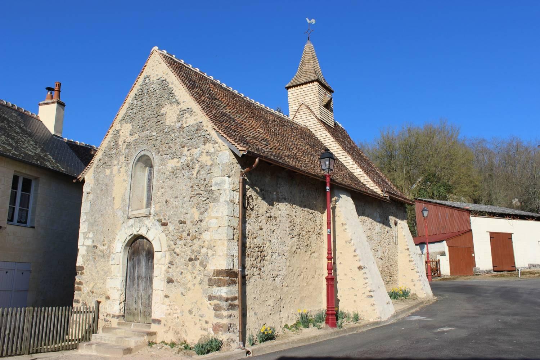 Saint-Georges-de-la-Couée (72) Chapelle Saint-Fraimbault