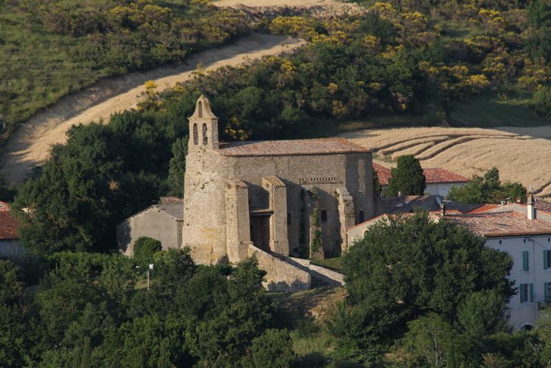 Cazalrenoux (11) Eglise Notre-Dame