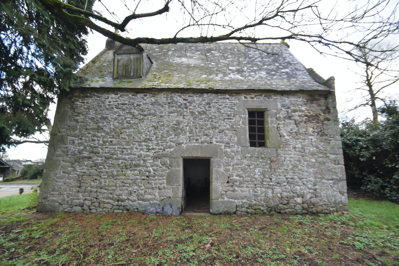 Mézières-sur-Couesnon (35) - chapelle du château de la Sécardaye