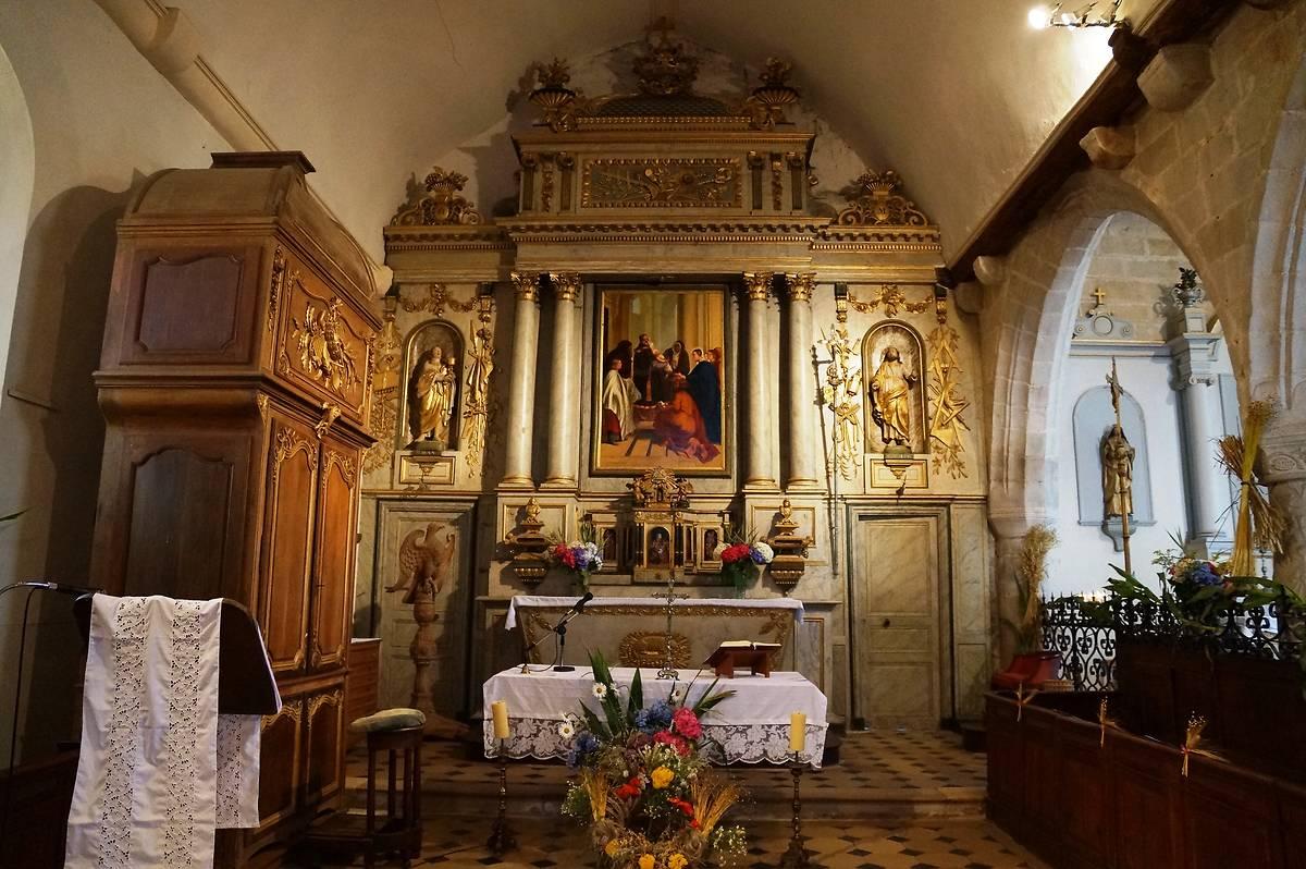 Lammerville (76) - église ND