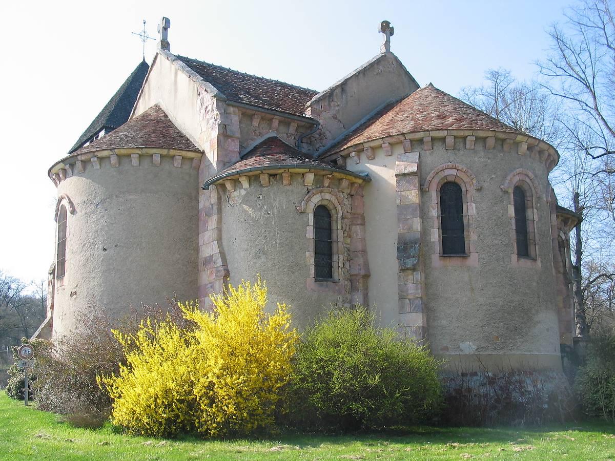 Nassigny (03) Eglise Saint-Martin