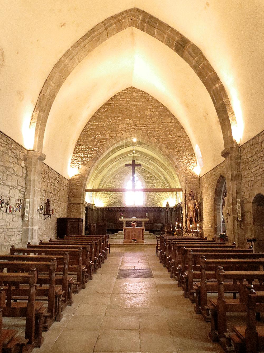 La Tour-du-Meix (39) Eglise Saint-Christophe Fondation la Sauvegarde de l'Art Français