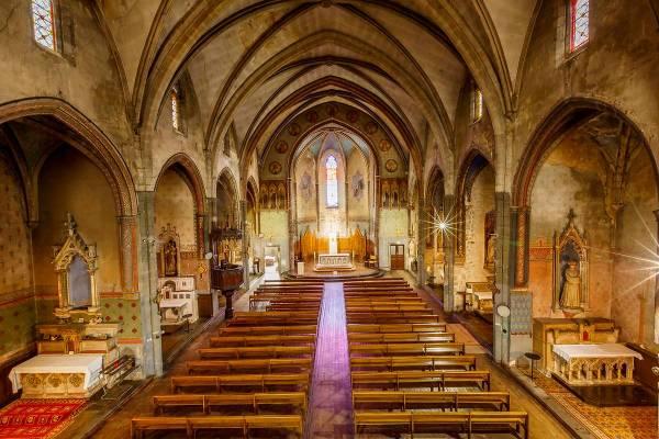 Carcassonne - Eglise des Carmes - SAF