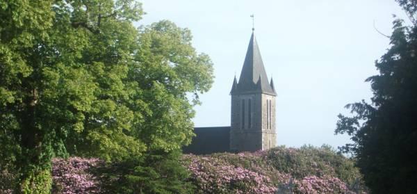 Lamberville (50) Eglise Saint-Jean-Baptiste - Sauvegarde de l'Art Français