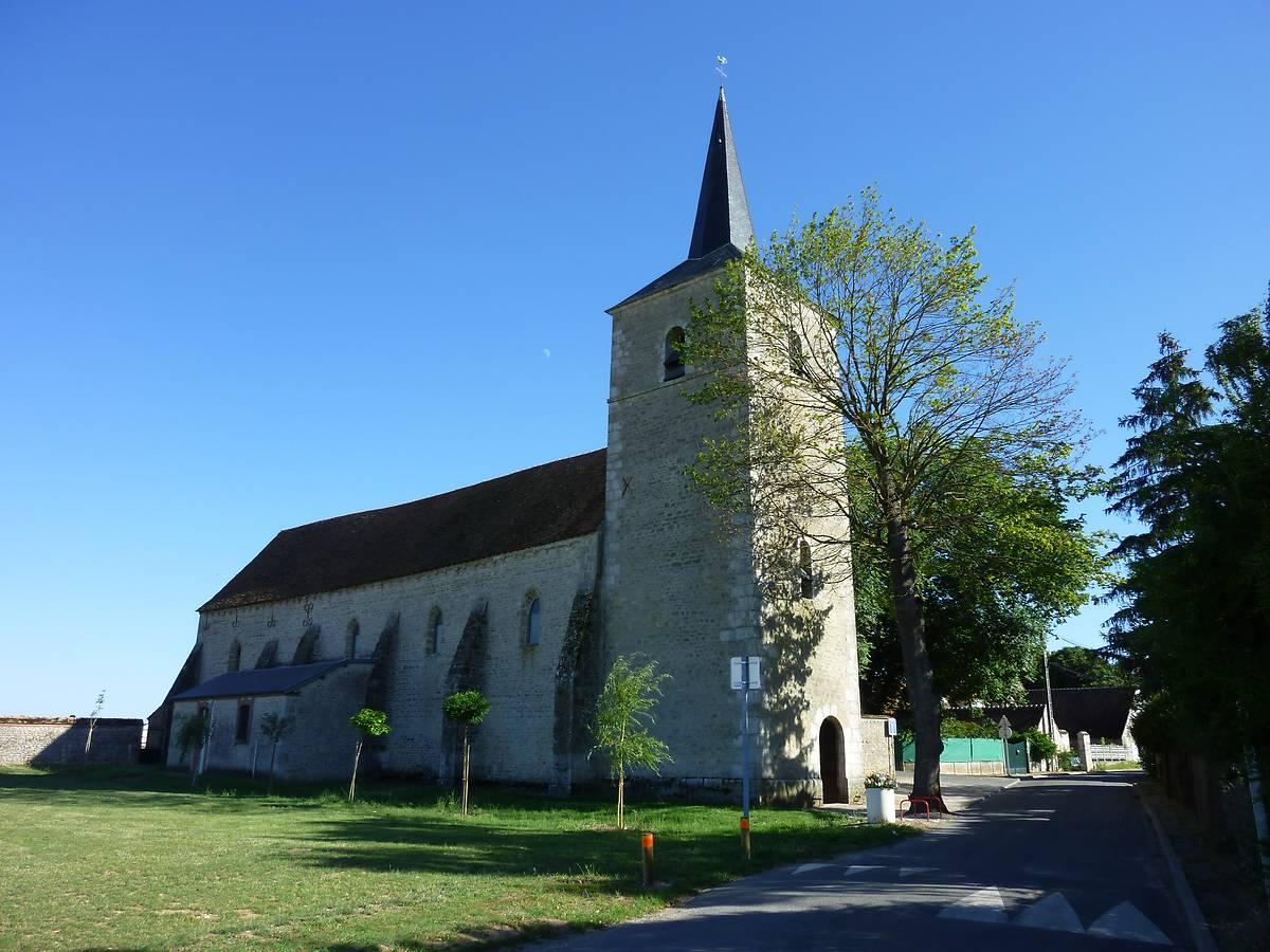 Dadonville (45) Eglise Saint-Denis-et-Sainte-Mesme - La Sauvegarde de l'Art Français