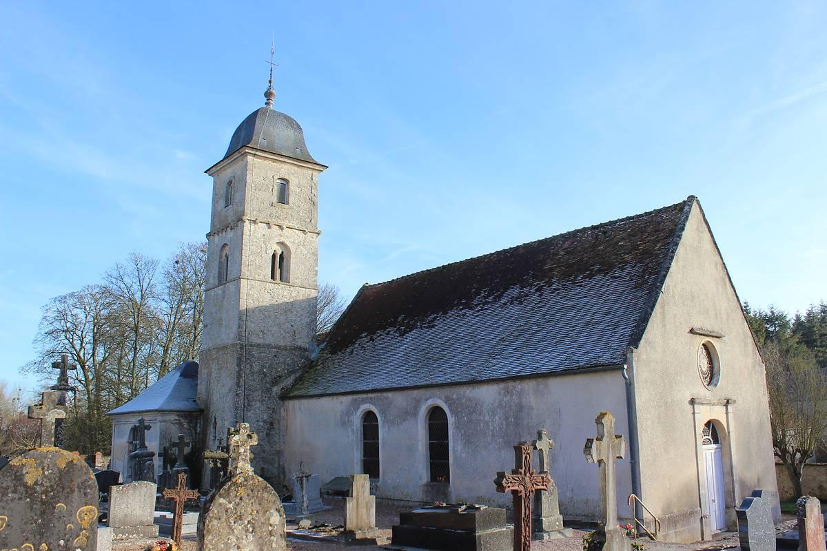 Ri (61) Eglise Notre-Dame - Sauvegarde de l'Art Français