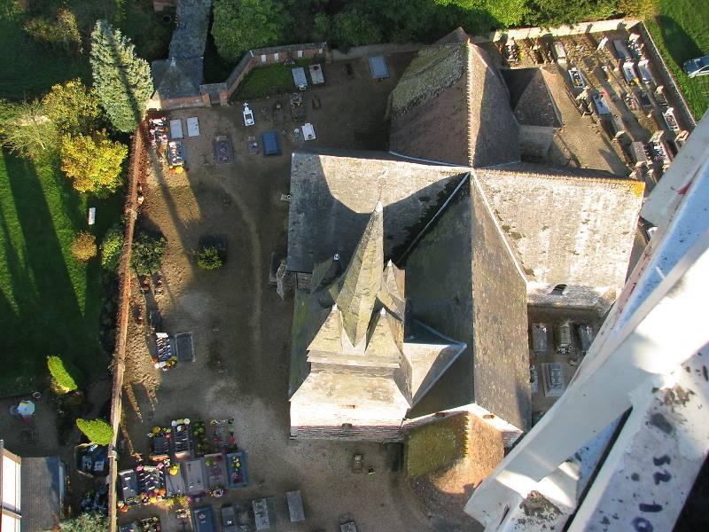 Beauficel-en-Lyons (27) - église Notre-Dame