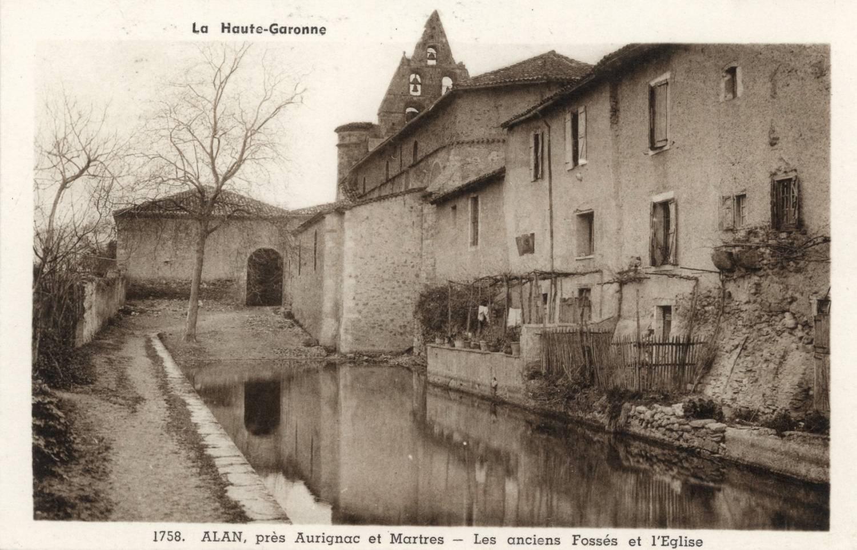 Alan (31) Eglise Notre-Dame-de-la-Nativité - Sauvegarde de l'Art français