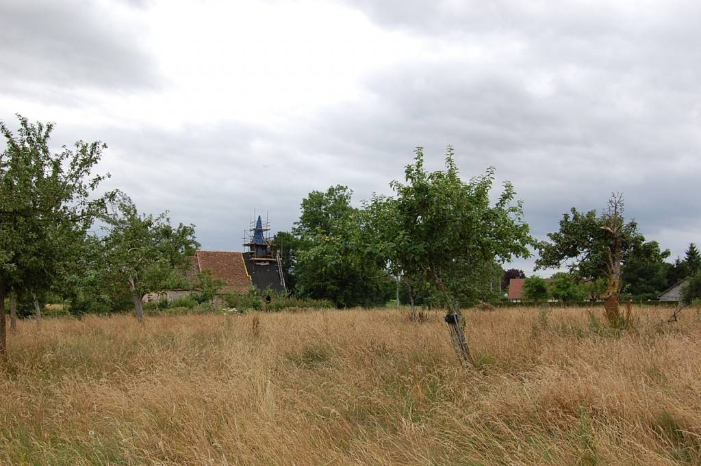 Beaumesnil (27) - église de Pierre-Ronde - La Sauvegarde de l'Art Français