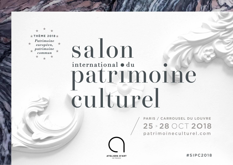 Salon du patrimoine 2018