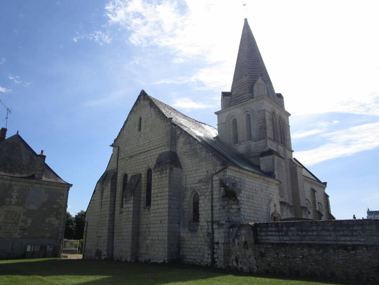Cizay-la-Madeleine (49) église Saint-Denis - La Sauvegarde de l'Art Français
