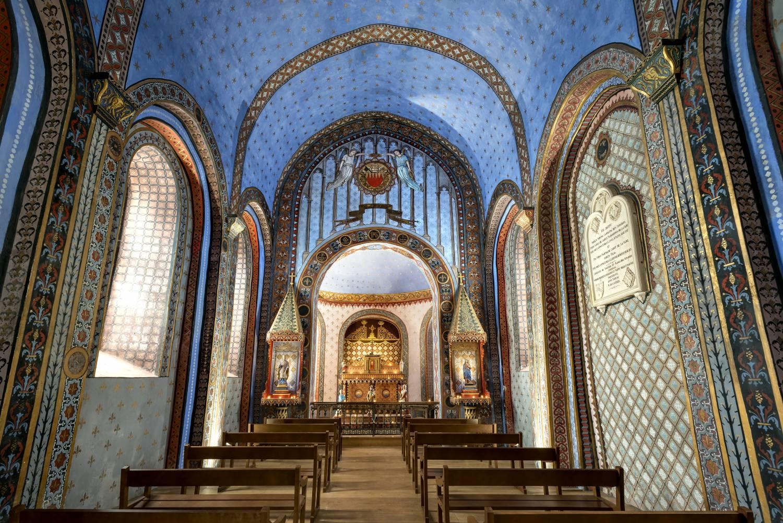 Bédouès-Cocurès (48) Chapelle Saint Saturnin