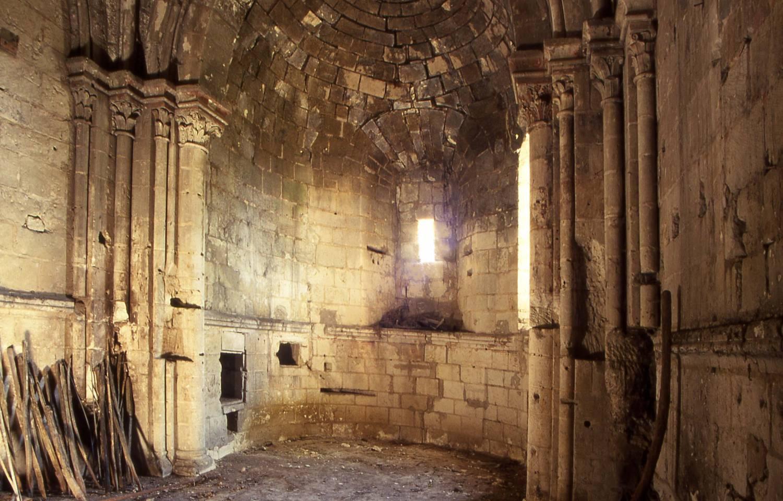 Loches (37) - chapelle de Vignemont - La Sauvegarde de l'Art Français