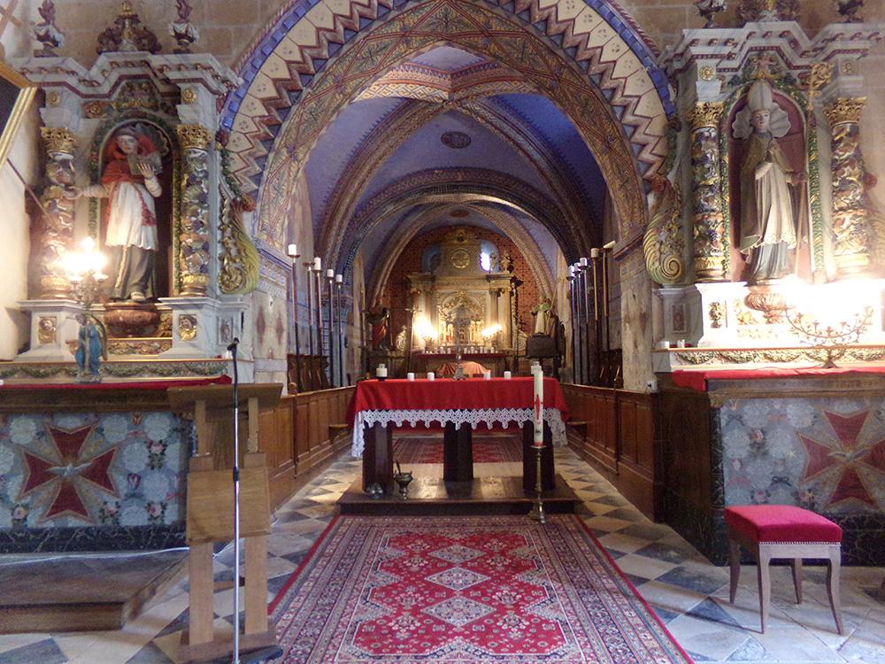 Auvillars (14) - Eglise Saint-Germain - Sauvegarde de l'Art Français