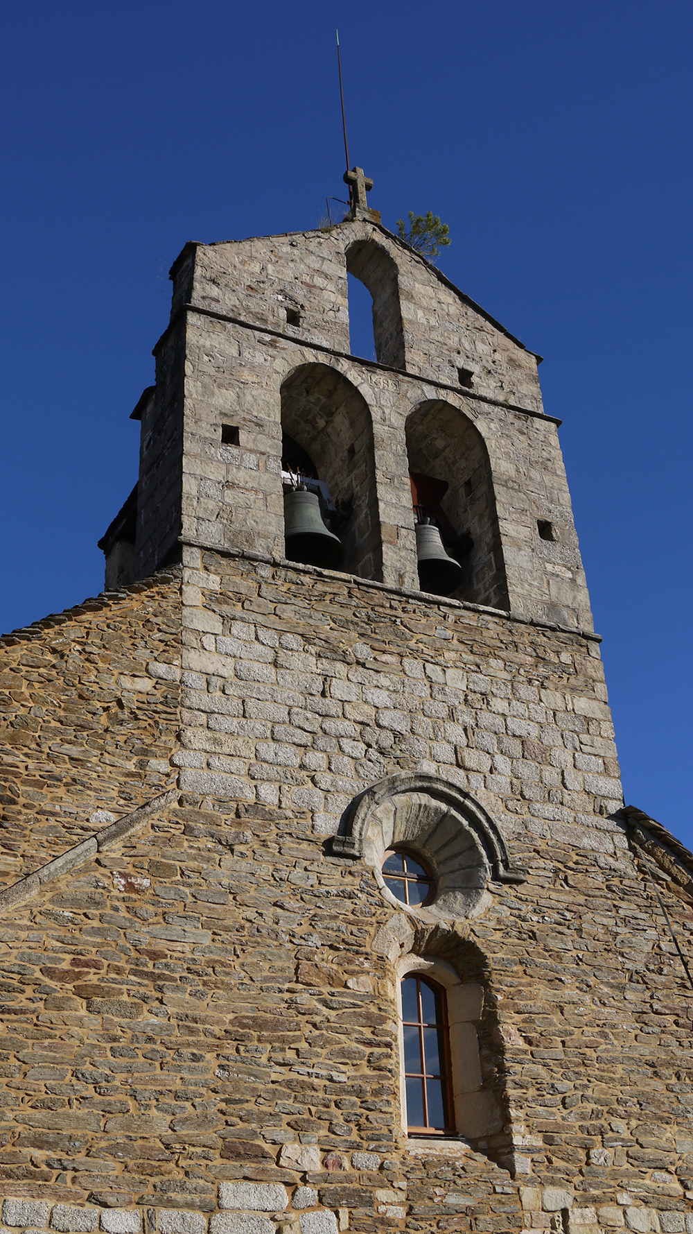 Beaumont (Ardèche) - Église Notre-Dame de Chabrillé - Sauvegarde de l'Art Français