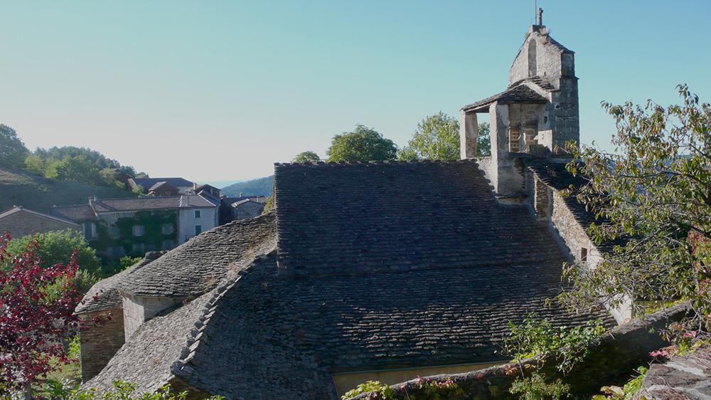 Beaumont (Ardèche) - Eglise Notre-Dame de Chabrillé - Sauvegarde de l'Art Français