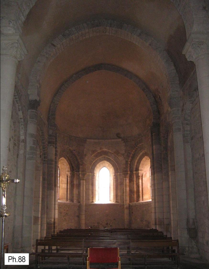 Beauvoir-sur-Mer (85) église Saint-Philbert