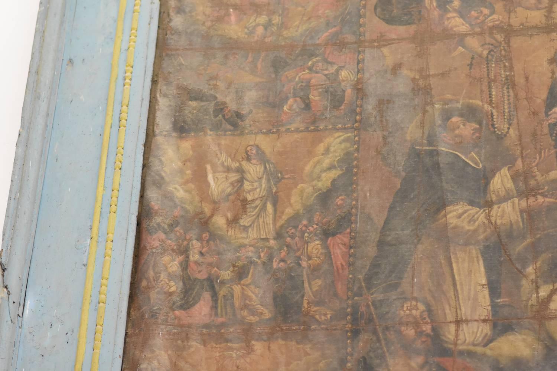Les mystères du Rosaire (détail)