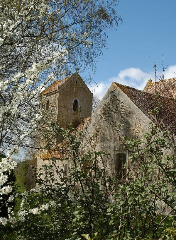 Belfonds (61) Eglise Sain-Latuin-de-Cléray