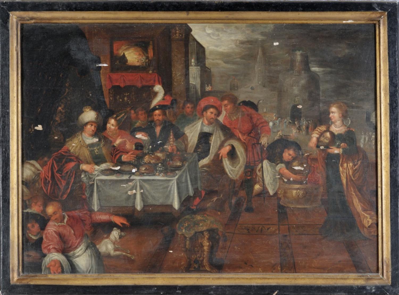 Le Festin d'Hérode - Etrechy