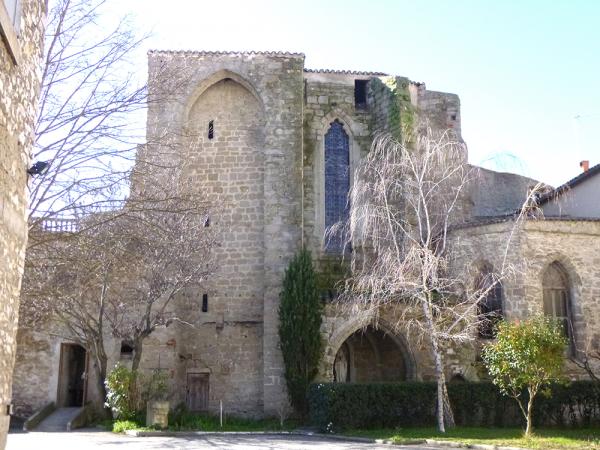 Carcassonne (11) église Notre-Dame du Mont-Carmel