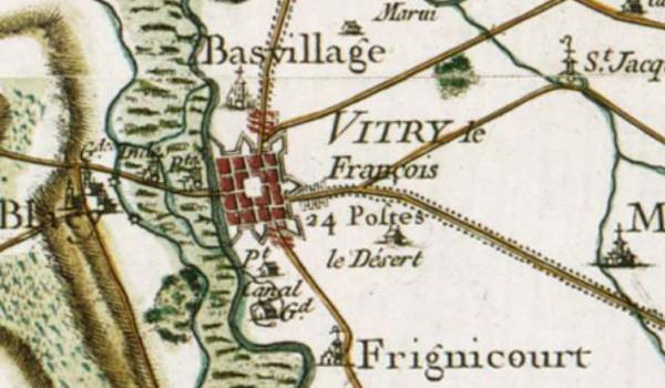 Vitry-le-François - Collégiale de l'Assomption Fondation La Sauvegarde de l'art français
