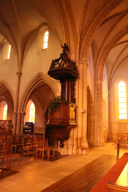 Saint-Sauveur-Lendelin (50) Eglise Saint-Laurent
