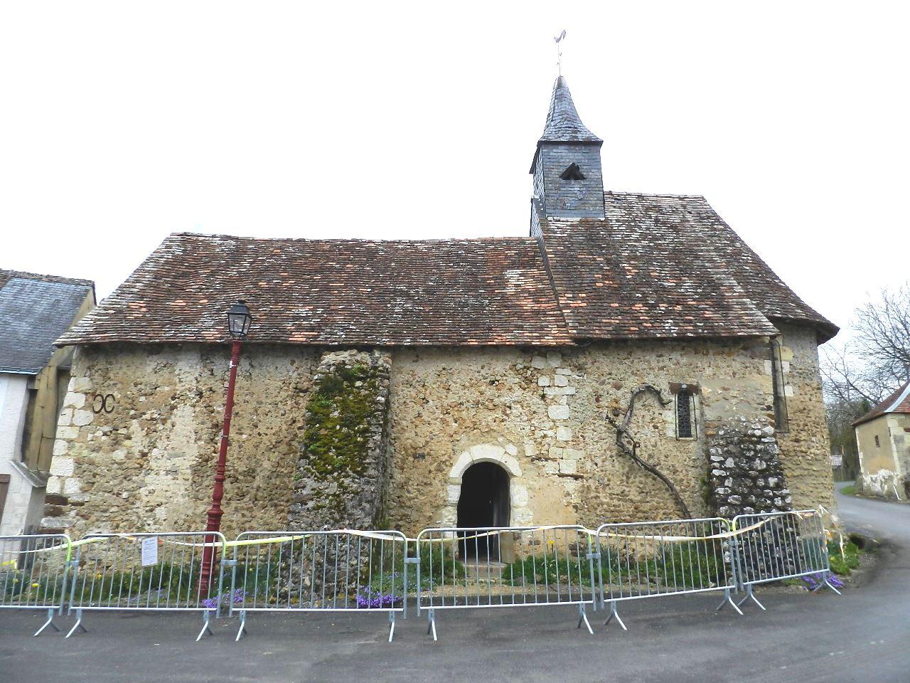 Saint-Georges-de-la-Couée (72) - Chapelle Saint-Fraimbault