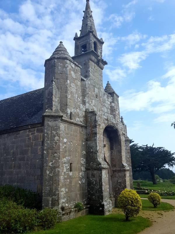 Plouharnel (56) Chapelle Notre-Dame-des-Fleurs