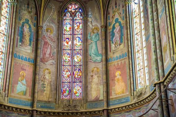 Saint-Ilan (22) - chapelle du lycée horticole