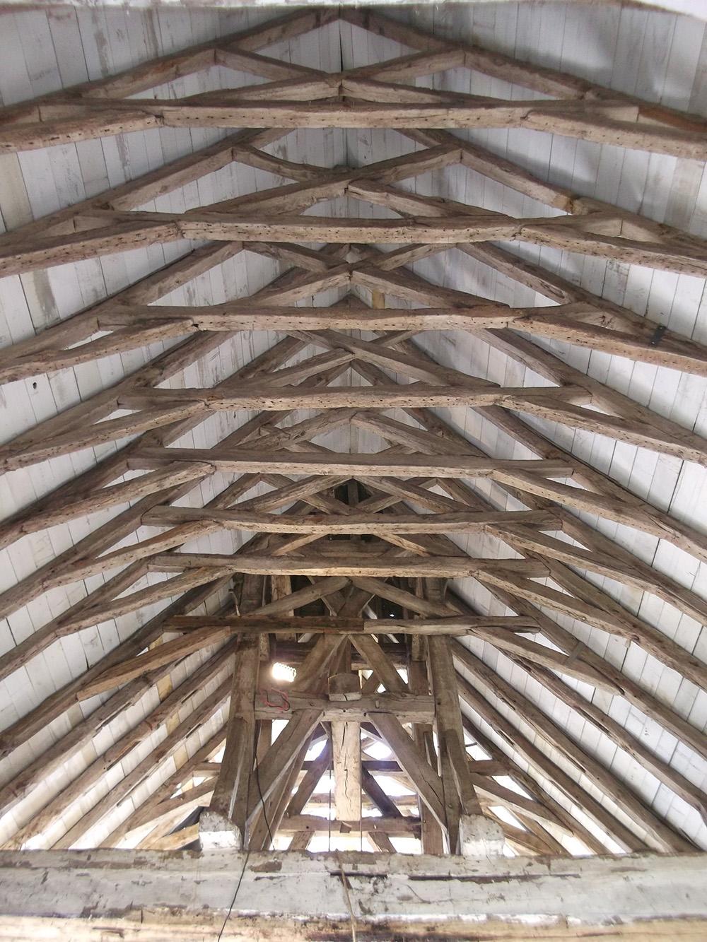 Chenedouit (61) Église Saint-Sébastien de Méguillaume - La Sauvegarde de l'Art Français