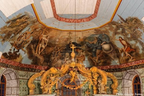Orignac (65) Eglise Saint-Martin